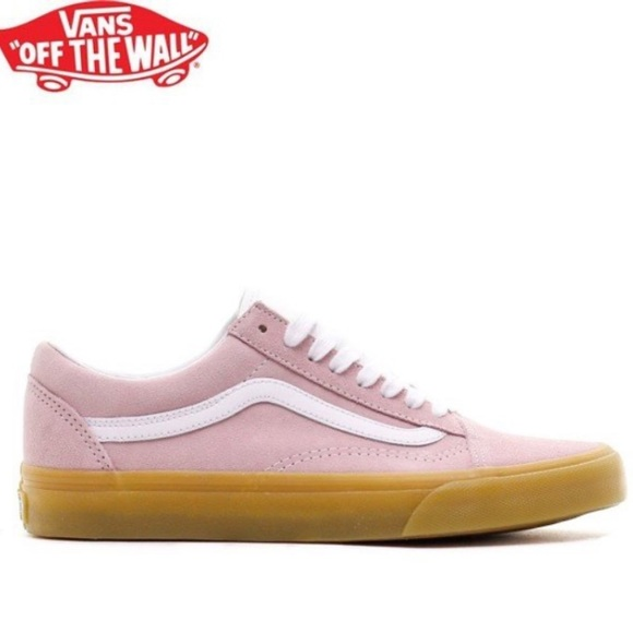 Vans Old Skool Releases Chalk Pink Dbl